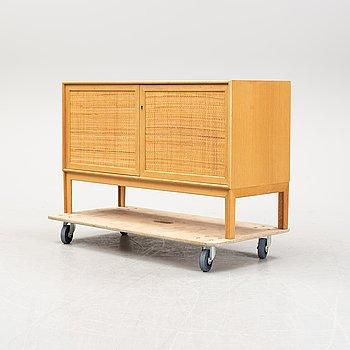 Alf Svensson, an oak sideboard, Bjästa snickerifabrik, 1960's.