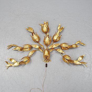 An Italian wall light, second half of the 20th Century.