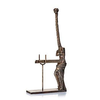 "603. Salvador Dalí, ""Venus à la Giraffe""."