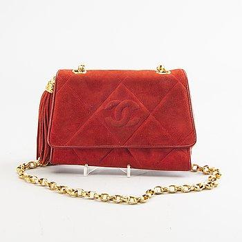 CHANEL, bag, 1970s.