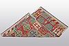 A rug, kilm, ca kilim, ca 147 x 100 cm.