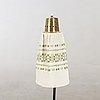 Floor lamp, boréns, borås, 1950s / 60s, model b7307.