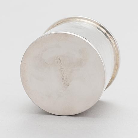 Pekka piekäinen, burk, sterlingsilver. platinoro, åbo.