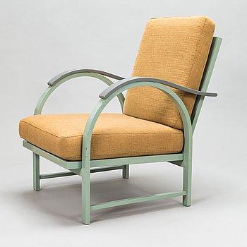 Eevert Toivonen, a 1930's armchair for Asko.