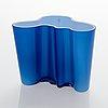 Alvar aalto, anniversary vase, finland 100 years, signed iittala 1072/4000.