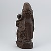Stig blomberg, skulptur. sign. numr 8/16. brons.