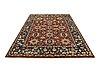 A carpet, mamluk design, ca 311 x 253 cm.
