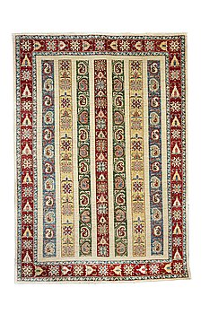 A rug, Oriental, ca 245 x 170 cm.