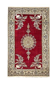 A rug, Nain, ca 255 x 153 cm.