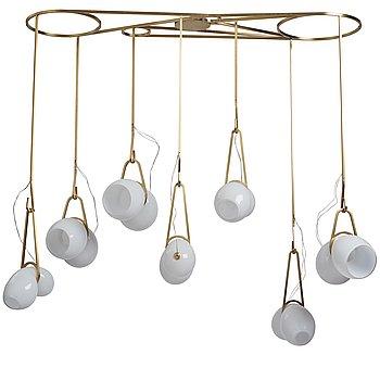 "99. Lindsey Adelman, a ""Catch CS.07.01."" ceiling lamp, Studio Lindsey Adelman, Los Angeles, USA, 2016."