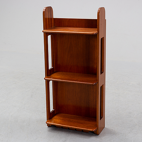 Josef frank, a model 2085 mahogany shelf, svenskt tenn.