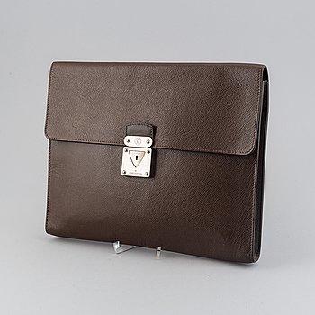 """Louis Vuitton, folder/laptop-case """"Porte-document""""."""