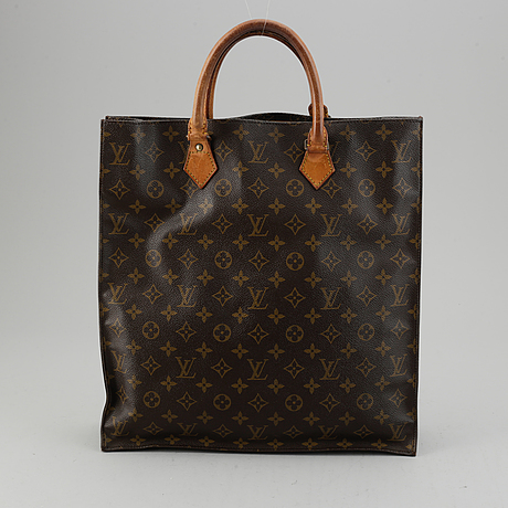 Louis vuitton, 'sac plât'.