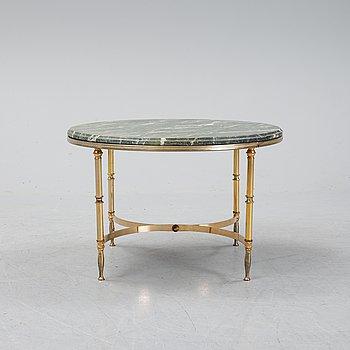 A late 20th century sofa table.