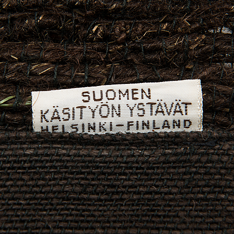 Lea eskola, textile, friends of finnish handicraft, 2000s.