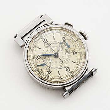 Bovet, wristwatch, chronograph 32 mm.