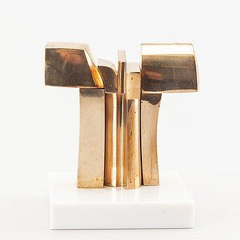 José Luis Sanchez, a signed and numbered bronze sculpture.