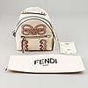 Fendi, backpack 'zaino'.