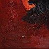 Siri rathsman, oil on canvas, signed siri rathsman.