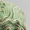 A ca 1900 plaster sculpture.
