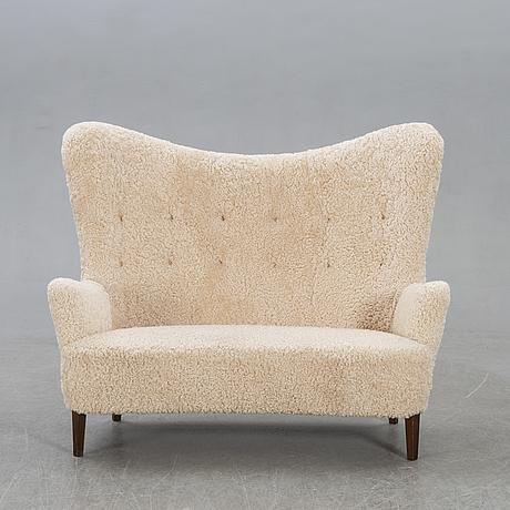 A swedish mid 20th century sofa.