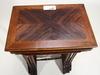 Satsbord, 4 delar, nyrenässans, sent 1800-tal.