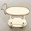 Serving trolley, 1900s.