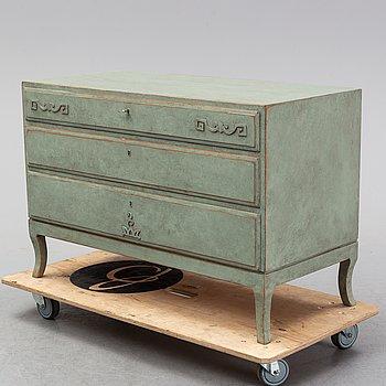 A Swedish Modern dresser, first half of the 20th Century.