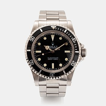 """84. Rolex, Submariner, """"Mark V Maxi Dial""""."""