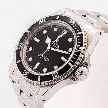 """Rolex, submariner, """"""""mark v maxi dial""""."""