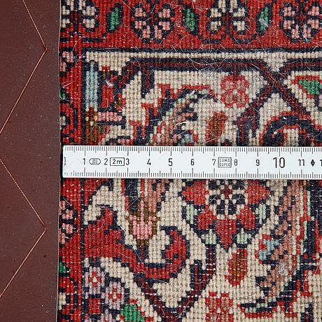 A rug, bidjar, ca 217 x 136 cm.