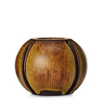 """75. Wilhelm Kåge, a """"Farsta"""" stoneware vase, Gustavsberg Studio probably 1950's."""