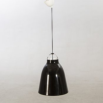 """Cecile Manz, ceiling lamp, """"Caravaggio P3"""", Light Years."""
