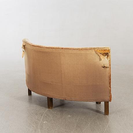 Sofa, made by o.gullstrand's karlstad, 30-40s.
