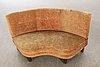 Soffa, tillverkad av o.gullstrands karlstad, 30-40-tal.