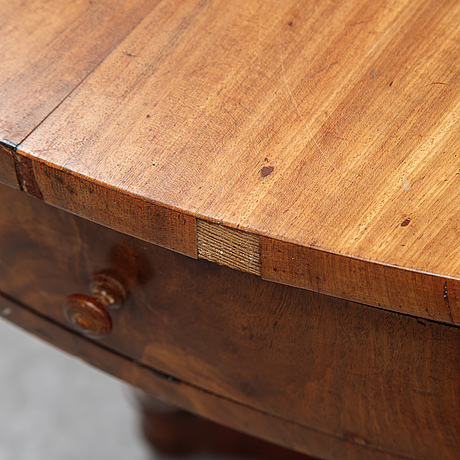 A mid 19th century center table.