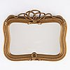 An early 20th century mirror.