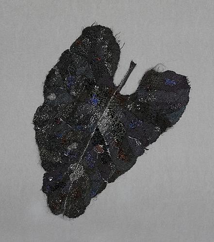Ingegerd möller, textile. executed 2003.