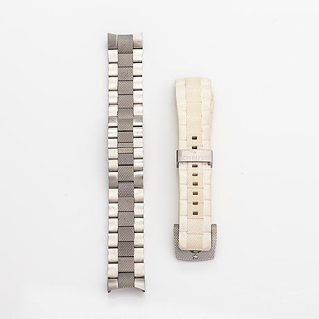 Zenith, defy classic el primero, wristwatch, 43 mm.