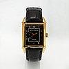 Girard perregaux, wristwatch, 28 x 42 mm.