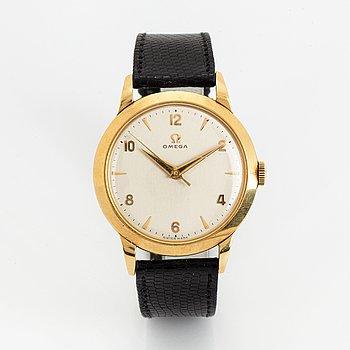Omega, Tresòr, armbandsur,36 mm.