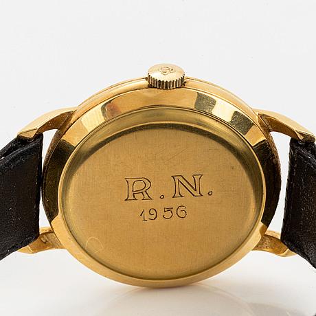 Omega, tresòr, wristwatch, 36 mm.