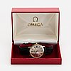 Omega, wristwatch, 34 mm.