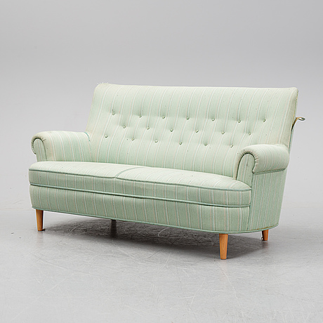 "Carl malmsten, a ""hemmakväll"" sofa, second half of the 20th-century."