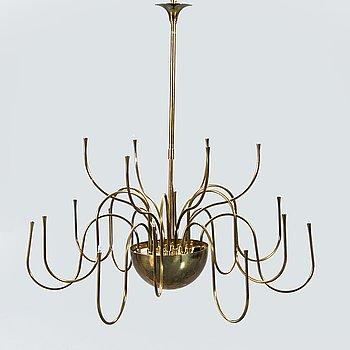 Ceiling lamp Chandelier, Florian Schulz, 'Mesa 18'.