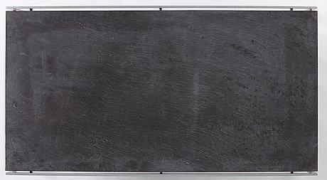"""Preben fabricius & jørgen kastholm, a sofa table, model """"bo-551"""", for bo-ex, denmark."""
