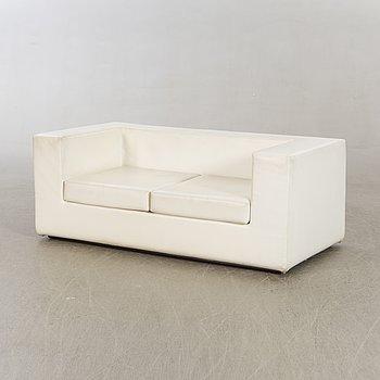 "Sofa, ""Throw-away-sofa"" by Willie Landels, Zanotta, designed 1965."
