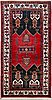 An old signd and dated hamadan carpet ca 290 x 150 cm.