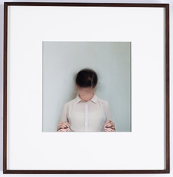 Lovisa Ringborg, photograph signed and numbered 5/5 on verso.