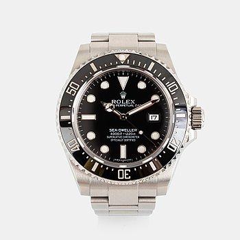 45. Rolex, Sea-Dweller 4000.
